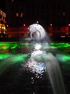 Lyon, Fête des Lumières 2010
