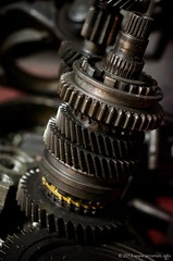 Gears (Jerome B. - Photographer) Tags: gear gears boitedevitesse