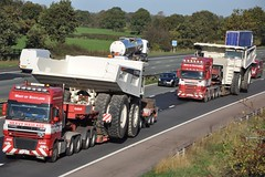 West of Scotland DAF XF95 J 17 WOS (truck_photos) Tags: