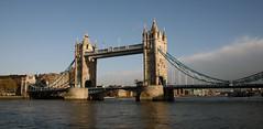2013_11_20_london-towerbridge_10 (dsearls) Tags: bridge blue sky london water thames towerbridge river cityhall transport riverthames londontowerbridge londoncityhall anthropocene 20131120