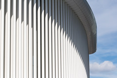 Tonleiter - Philharmonie Luxembourg (Gerhard R.) Tags: building architecture arquitectura architektur luxembourg modernarchitecture luxemburg philharmonie modernearchitektur christiandeportzamparc