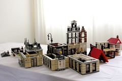 pj_bosman 2013-11-29 Amsterdam 5133 (patrick_bosman) Tags: amsterdam canal lego interior interieur kalverstraat herengracht gracht classicism canalhouse grachtengordel grachtenpand classicisme dutchclassicism hollandsclassicisme vanlooy halsgevel philipsvingboons verhoogdehalsgevel vision:outdoor=0731 vision:street=0516
