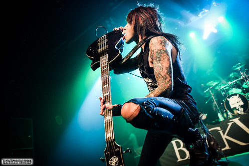 Black Veil Brides@Trix 12122013