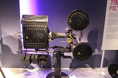 October 19, 2013, 5:32 pm EDT (pseudoreal) Tags: projectors machines museums museumofthemovingimage motiograph