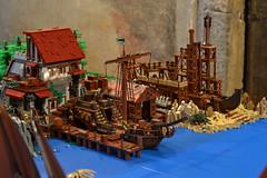 Diorama Castle 06