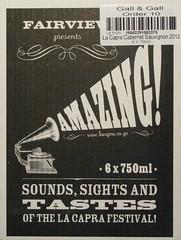 Amazing! (streamer020nl) Tags: amazing box sounds sights fairview gramophone tastes grammophone 2013 lacapra gallgall lacaprafestival
