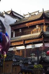 OldStreet_Huangshan11