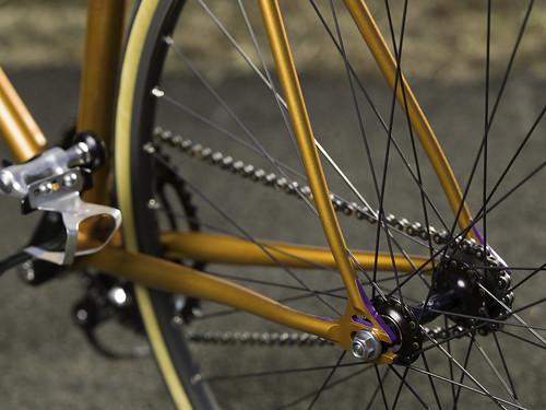 Brian's track bike