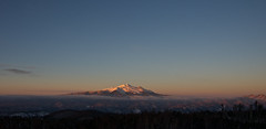 10 minutes before sunset (Yoshia-Y) Tags: sunset mtnorikura mtkisoontake