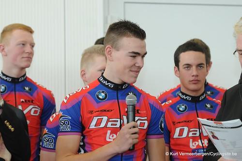 Ploegvoorstelling Davo Cycling Team (129)