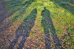 Glgeler (ardac) Tags: park boy shadow 2 two sun reflection green girl person istanbul iki insan yeil gne kz yansma glge beikta yldz erkek