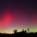 Aurora Borealis Milton Keynes  UK  Feb 2014