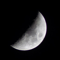 """The Moon by Peter Truscott • <a style=""""font-size:0.8em;"""" href=""""http://www.flickr.com/photos/74627054@N08/13108787873/"""" target=""""_blank"""">View on Flickr</a>"""