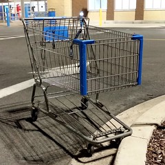 Shopping cart at Ellicott City Walmart (SchuminWeb) Tags: schuminweb ben schumin web february 2014 ellicott city maryland howard county md walmart supercenter wal mart super center store stores project impact ellicottcity grocery groceries retail retailer retailers food foods shopping cart carts basket wire metal parking lot lots outside outdoor outdoors trolley trolleys buggy buggies discount discounter discounters