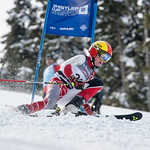 Jamie CASSELMAN of BC takes 4th place in the Mens U14 GS at the Whistler Cup 2014 Ski Race held on Whistler Mountain, April 6th, 2014 - Photo By James Cattanach - coastphoto.com