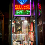Success = Jewelry?