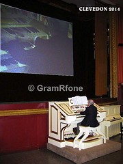 Graeme Wright -  Clevedon- 2014 (gramrfone) Tags: cinema theatre organists