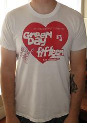 #1022 Green Day Fifteen - Valentines Day 92 (Minor Thread) Tags: punk 1992 eastbay greenday 92 valentinesday fifteen minorthread 924 gilmanst tshirtwars