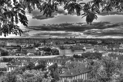 Praga (socrates197577) Tags: bw nikon europa nuvole day praga paesaggi hdr paesaggio città nuvoloso photomatix