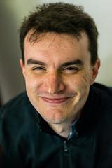 Matte (Andrea Avanzi Noemi Pavarotti) Tags: street friends portrait color guy smile nikon d 85mm matte 610