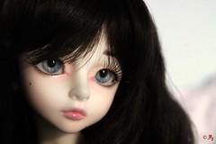 Young girl (Mademoiselle Uma) Tags: bjd luts ultra abjd bory kdf eleonore a006 eyeco