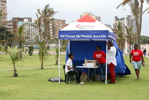International Condom Day 2015: Durban, South Africa