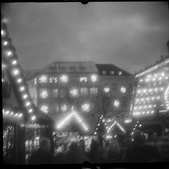Christmas latergram (25/8) Tags: bonn weihnachtsmarkt hp5 braun ilford paxina paxinaii