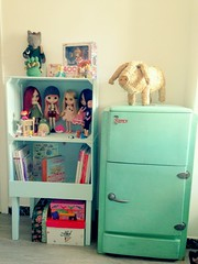 My dolly & sewing room