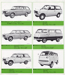 1970 Mitsubishi Passenger Car brochure (vetaturfumare - thanks for 3 MILLION views!!!) Tags: mitsubishi mmc 三菱 の乗用車 1970 昭和 45年 colt1500 1200 1500 colt1200 estate van colt11 colt コルト エステート バン minica ミニカ a100v ライトバン minicab ミニキャブ lt30v t100 デリカ wagon kombi lightvan