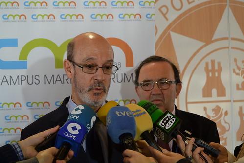 José Antonio Franco y José Orihuela