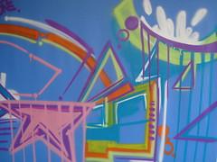 FONDO (Assi-one) Tags: london calle spray graff fondo pochoir schablonen abtracto assione