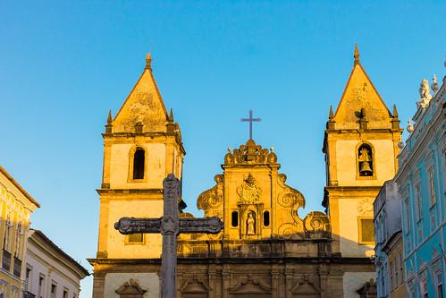 Igreja de São Francisco - Salvador BA