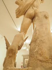 Sevilla. Museo Arqueolgico. Mercurio. (FernandoElia) Tags: sevilla museoarqueologico italica
