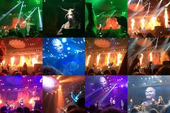 Iron Maiden Sydney 2016 Collage (Michael Anthony Ralph) Tags: music rock metal concert heavymetal eddie ironmaiden iphone brucedickinson