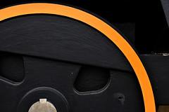 Orange arc (naitokz) Tags: orange black japan yokosuka