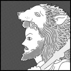 Heracles (demophon) Tags: lion gods heroes hercules greekmythology heracles nemian