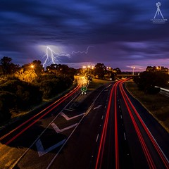 ALL ABOUT THE LIGHT - 6 (Laws Photography   www.lawsphotography.com) Tags: longexposure sunset weather clouds canon square cg melbourne le squareformat bolts lighttrails lightning storms stormchasing stormcell leadingline lightningstrikes cloudtoground weatherphotography longexposuresunset canon6d longexposurecolour longexposuremelbourne melbournelightning lawsphotography vaughanlaws
