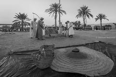 Omani Heritage (Sreelesh Sreedhar) Tags: blackandwhite heritage nikon outdoor ngc lifestyle wideangle human oman muscat ricemaking omani nikond800 nikonflickraward nikon1635mm