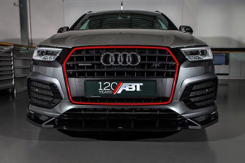 Audi Q3 120 Years Edition от ABT Sportsline