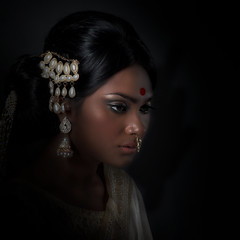Bangladeshi Bride (Siddiqui, sayeed) Tags: lowkey bangladesh