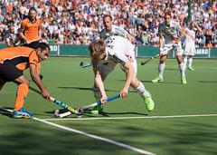 35051615 (roel.ubels) Tags: hockey amsterdam sport oz eindhoven playoffs finale zwart oranje fieldhockey ahbc 2016 topsport knhb