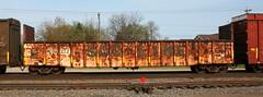 WC 63252, Byrd, Neenah, 7 May 16 (kkaf) Tags: wc gondola soo byrd neenah
