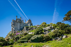 St Michael's Mount (The Soundings) Tags: england tourism coast landscapes holidays cornwall nationaltrust marazion