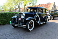 1922 Buick (Davydutchy) Tags: classic netherlands car buick rally nederland oldtimer frise paysbas friesland niederlande bolsward klassiker frysln elfstedentocht frisia vetern boalsert