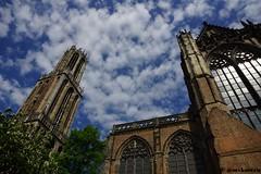Utrecht (MichelvanKooten.werkaandemuur.nl) Tags: utrecht domtoren dom