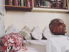 The Inner World of the Scholar (Mayank Austen Soofi) Tags: world delhi inner scholar sat abdul tar walla the