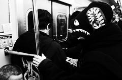 no.895 (lee jin woo (Republic of Korea)) Tags: street shadow blackandwhite bw self subway mono photographer hand snapshot korea snap gr ricoh