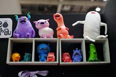Monster Design (Design Festa) Tags: original monster japan japanese tokyo design handmade figure figurine statuette tokyobigsight artfestival japanartfestival japaneseartfestival