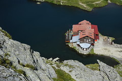 Balea Lake (International Tourism Photographer) Tags: travel summer lake nature altitude places romania chalet balea transfagarasan