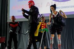 DSC00599_DxO (mtsasaki) Tags: show fashion hawaii amazing comic cosplay twisted cuts con ahcc